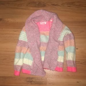 Toddler Open Front Cardigan
